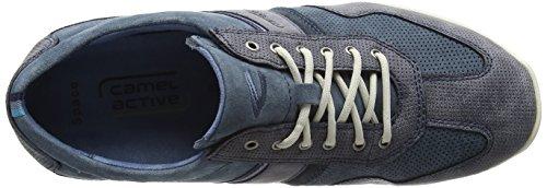 camel active Space 25 Herren Sneakers Blau (jeans/navy)
