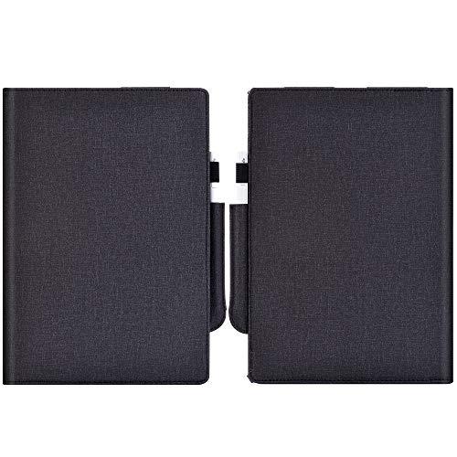 vovipo Remerkable Digital Paper Fall, Ultra Slim Book Folio Leder Schutzhülle für Bemerkenswerte Digital Paper