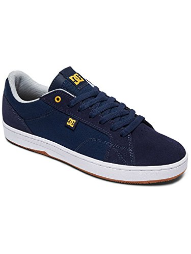 DC Shoes Astor, Sneakers Basses Homme Navy Yellow