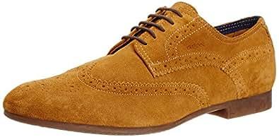 Geox Men's Chestnut  Formal Shoes - 8 UK