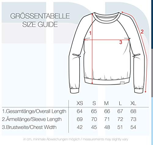 Blend She Kim Damen Sweatshirt Pullover Sweater Mit Rundhalsausschnitt, Größe:S, Farbe:Misty Rose Melange (20204) - 5