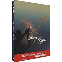 Quantum of Solace Pack metallo esclusivo Edition limitata Blu-ray