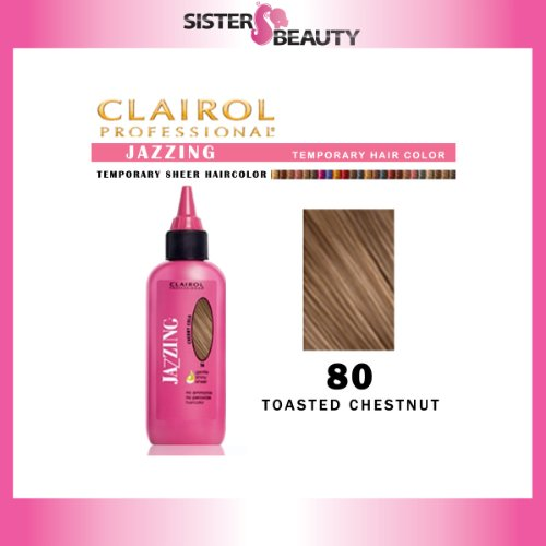 Clairol Coloration semi-permanente Jazzing #80 Toasted Chestnut 89 ml