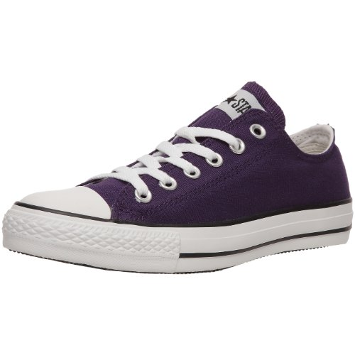 cad8867f91 Converse Chuck Taylor All Star Ox Baskets en toile Mixtes - Violet - Violet  (Purple), 43 EU EU