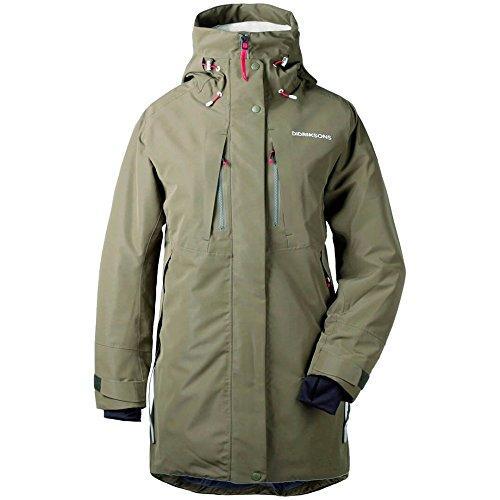 202305889732bc Didriksons 1913 Silje Jacket Women beige Size 40 2018 winter jacket