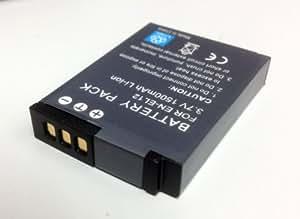 QUMOX Batterie EN-EL12 1500 mAh  pour Nikon Coolpix S6000 S6100 S6200 S6300 S820