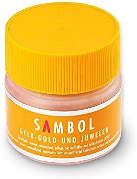 Sambol Gold Tauchbad 150ml Goldreiniger ZAP0151 Reinigungsbad Goldpflege