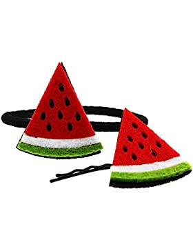 Wassermelone Haar Band für klein