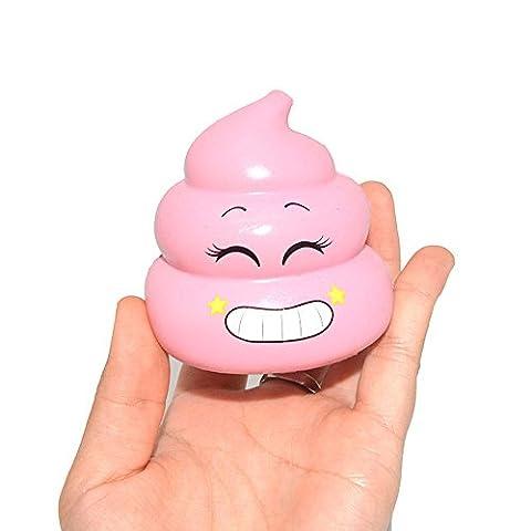 Frashing To Have Fun !!! Exquisite Spaß Verrückte Poo Duft Squishy Charm Langsam Steigende 7cm Simulation Kinder (Bagger Kostüm Diy)
