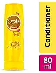 Sunsilk Nourishing Soft and Smooth Conditioner, 80ml