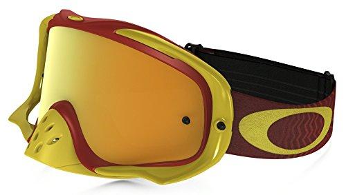 oakley-cross-lunettes-crow-bar-mx-shockwave-red-yellow-24-k-iridium-transparent