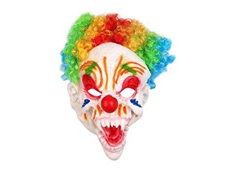 Mund Lange Zunge Clown Form Maske Masquarade Halloween Kostüm Party Requisiten Masken Horrific Performance Party Maske 2 Stücke,A,A ()