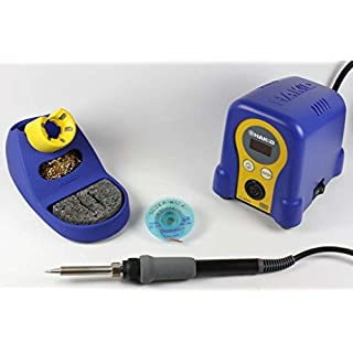 Hakko FX888D Digital Station with a 5 ft. Spool Soder-Wick Desoldering Braid by Hakko