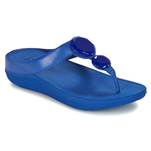 FitFlop Sandali Pop Luna Blu Royal Blu reale