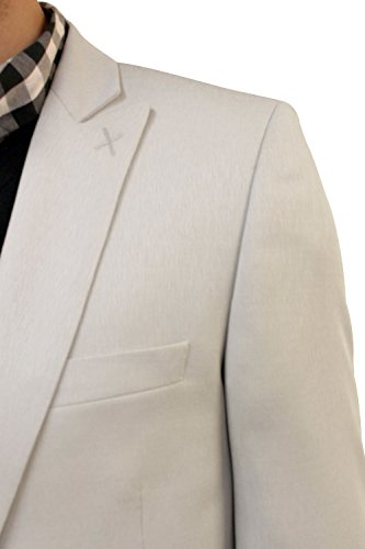 Christian Lacroix - Costume blanc Christian Lacroix Haxyvi Blanc
