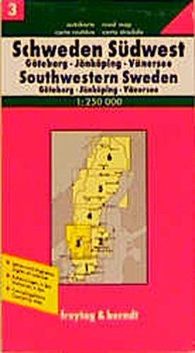 Freytag Berndt Autokarten, Schweden Südwest (freytag & berndt Auto + Freizeitkarten): Alle Infos bei Amazon