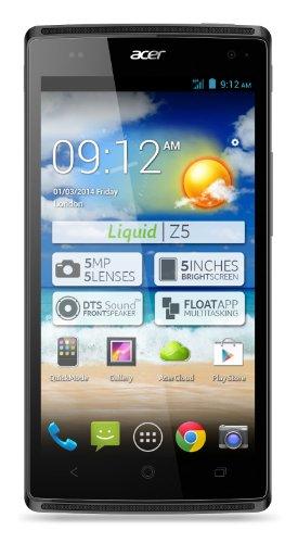 Acer Liquid Z5 Smartphone weiß