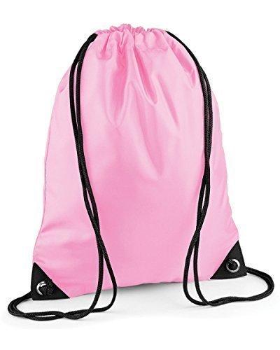 111d0d77ee School Drawstring Book Bag Sport Gym Swim PE Dance Girls Boys Kids Backpack Soft  Pink - Buy Online in Oman.