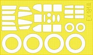 Eduard Accessories ex181Modelo Diseño Accesorios a r-20b Havoc 1/48para AMT y Trumpeter Montar