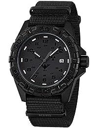KHS Tactical Watches Reaper XTAC Militär Armbanduhr Nato black KHS.REXT.NB