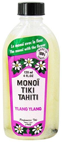 Monoi Tiare Tahiti - Aceite coco Ylang Ylang - 4 Florida