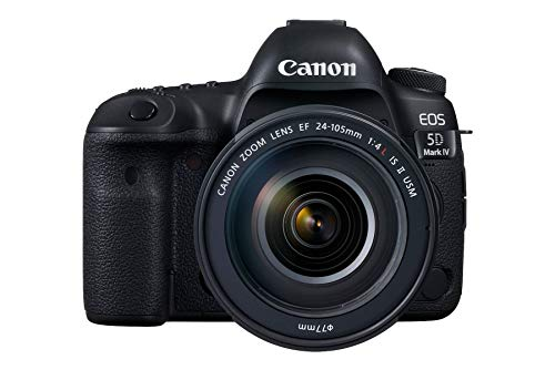 Canon EOS 5d Mark IV + EF 24 - 105 mm f/4L IS II...