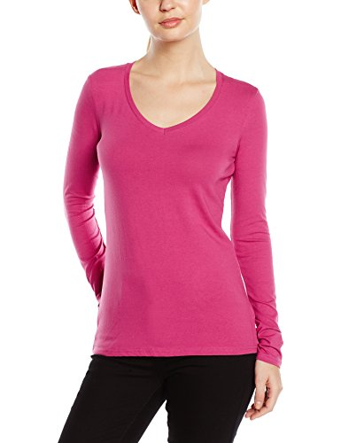 Stedman Apparel Claire (Long Sleeve)/ST9720 Premium-T-shirt  Donna    Cupcake Pink (Cupcake Donne Pink T-shirt)