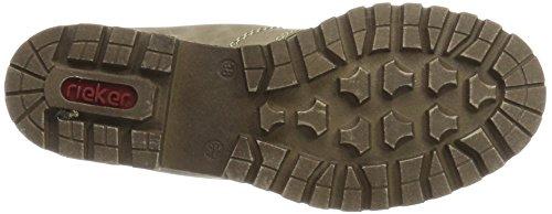 Rieker Damen 785b9 Stiefel Beige (Kiesel)