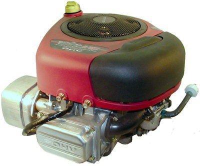 12,5 PS Briggs & Stratton Motor Intek 1-Zyl. OHV mit Elektrostart, mit Auspuff 25,4/80 Ausstellungsmotor