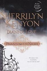 Phantom in the Night (BAD Series) [Gebundene Ausgabe] by Sherrilyn Kenyon, Ki...