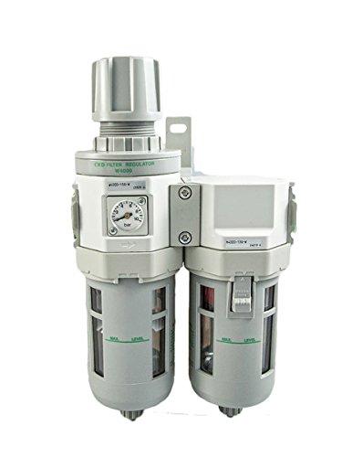CKD M,W,B 4000 Filtersatz Luftfilter Wasserabscheider Manometer Öler 1/2