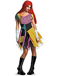 Sally Adult Costume Nightmare Before Halloween size The Nightmare Before Christmas Sexy Sally Adult Costume Sexy Christmas:? Small (4-6) (japan import)