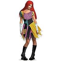 Sassy Sally Rag Goth Dress Costume Adult
