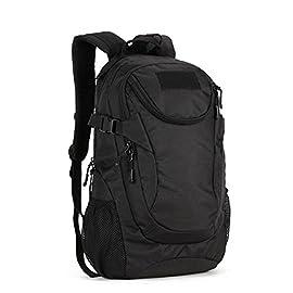 13fa9a9c11 Zaino Unisex 25L Tattico Militare Studente Zaino Outdoor Sport Impermeabile  Backpack per Viaggio Escursionismo Campeggio Alpinismo Rain Cover Inclusa