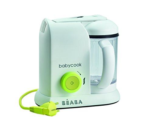 Béaba Mixeur-Cuiseur Babycook Solo, Néon