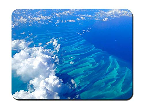 Bahamas Blues - Customized Rectangle Non-Slip Rubber Mousepad Gaming Mouse Pad 8.6