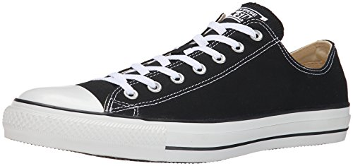 Converse Chucks All Star OX CAN black, Größe:43 (Converse All Star Sneaker Low)