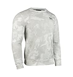 Under Armour Men's Ua Storm Rival Fleece Printed Crew