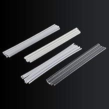 SGerste - Varillas de soldadura de plástico (50 unidades, ABS/PP/PVC