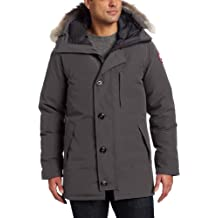 Canada Goose Men' s The Chateau Jacket, Uomo, Graphite, XL