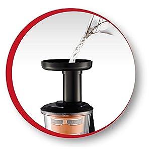 Moulinex ZU255B Infiny Juice Estrattore di Succo, Spremitura a Freddo, 200 W - 2020 -