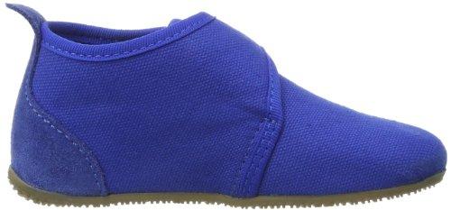 Living Kitzbühel Klettschuh, Premiers Pas Chaussons Mixte bébé Bleu (563 Blue Coral)