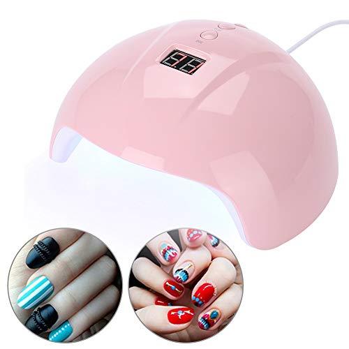 Secador de Uñas, Lámpara de Uñas LED UV (#3)