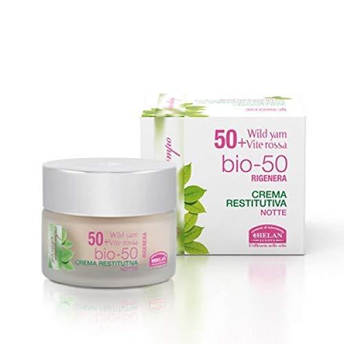 Helan elisir antitempo rigenera bio crema restitutiva notte - 50 ml