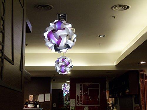 Lampadario Da Ingresso : Bellissimo lampadario da soffitto colorato per bagno corridoio