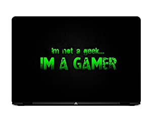 Loister I Am Not A Geek Laptop skin for 13.3 inches Laptop