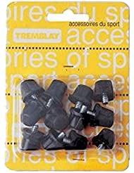 Tremblay - Nylon 13/16 crampons/12 - Crampons football nylon