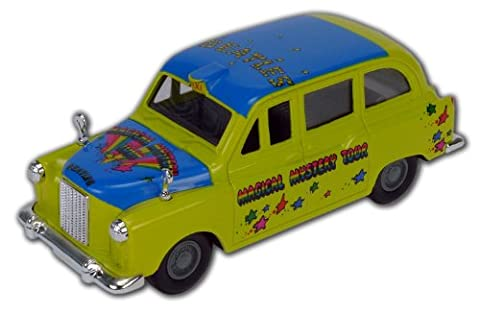 The Beatles Magical Mystery Tour Famous Covers Collectable Die-Cast