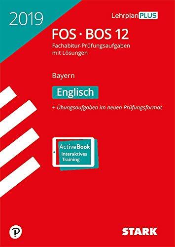 Abiturprüfung FOS/BOS Bayern - Englisch 12. Klasse