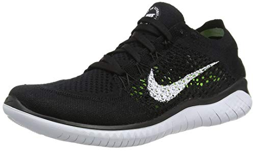 reputable site 3c443 e35ef reduced nike wmns free rn flyknit 2018 zapatillas de running para mujer  negro 42 d1b41 1d293